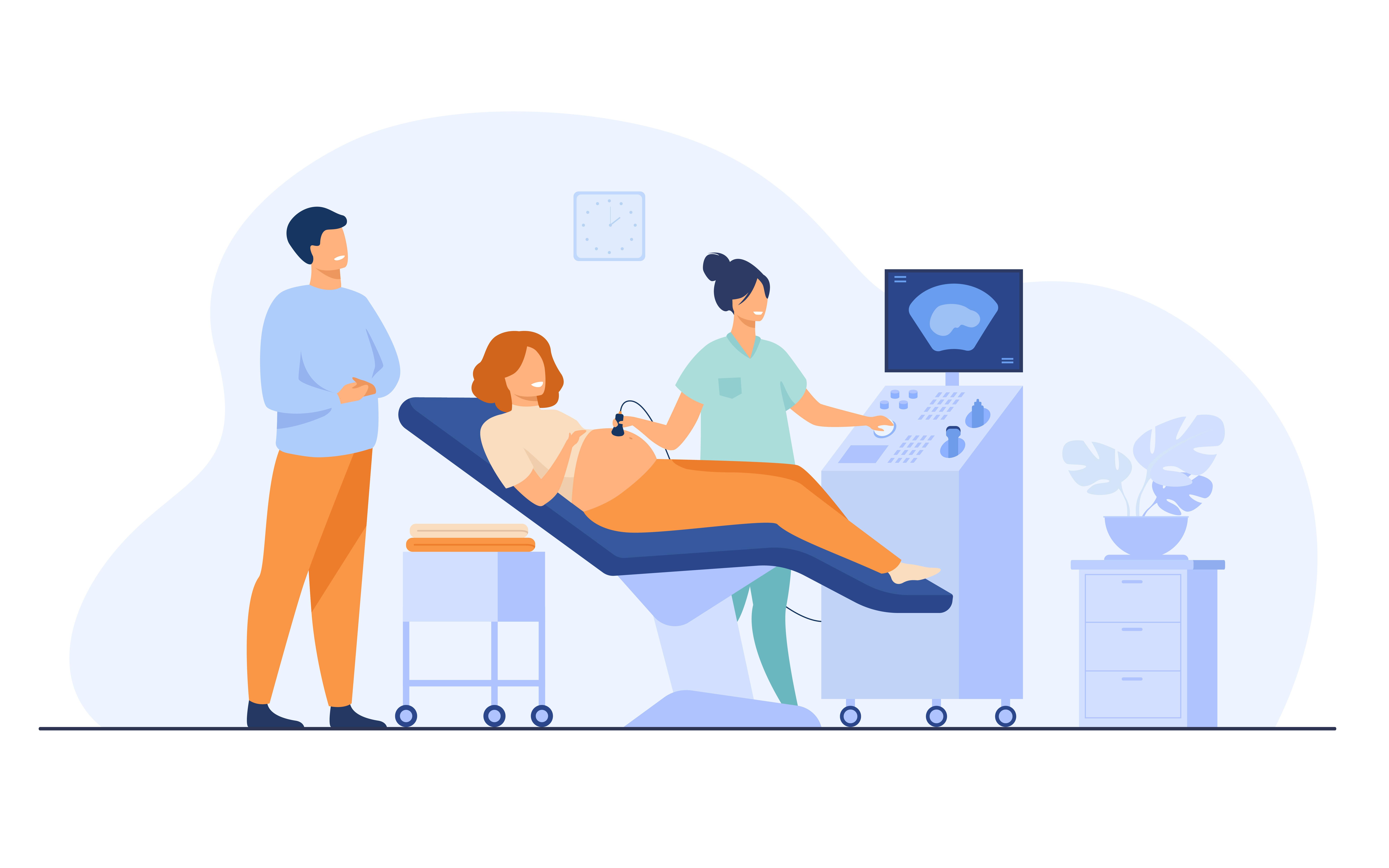 Prenatal care scanning