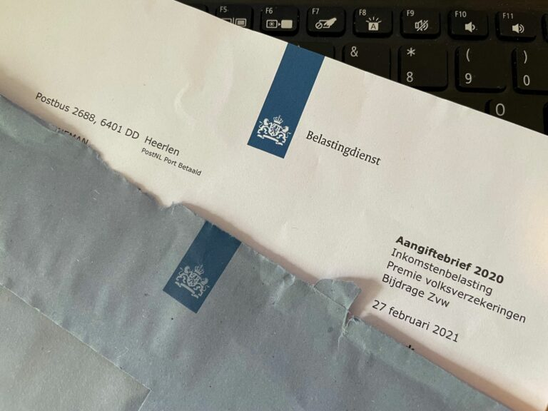 Time extension for your 2020 Dutch tax return