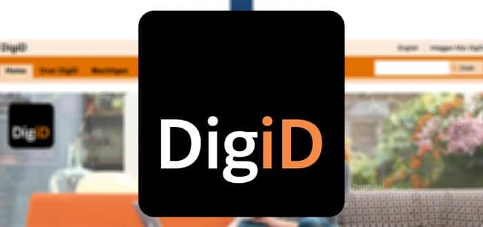 DigiD: your digital ID